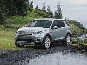 Ver foto 13 de Land Rover Discovery Sport HSE Luxury L550 2015