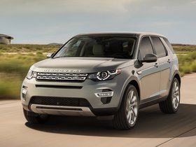 Ver foto 30 de Land Rover Discovery Sport HSE Luxury L550 2015