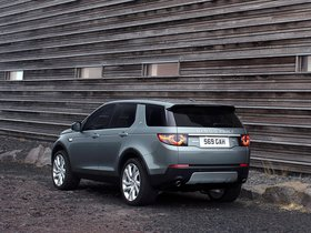 Ver foto 12 de Land Rover Discovery Sport HSE Luxury L550 2015