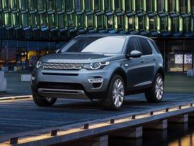 Ver foto 11 de Land Rover Discovery Sport HSE Luxury L550 2015