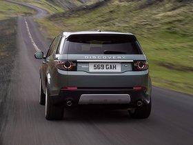 Ver foto 10 de Land Rover Discovery Sport HSE Luxury L550 2015
