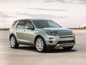Ver foto 5 de Land Rover Discovery Sport HSE Luxury L550 2015
