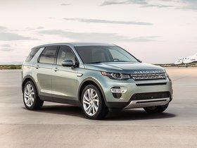 Ver foto 5 de Land Rover Discovery Sport HSE Luxury L550 2015