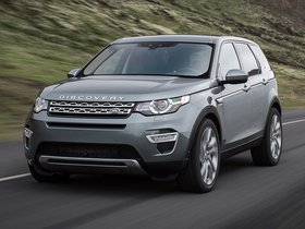 Ver foto 1 de Land Rover Discovery Sport HSE Luxury L550 2015