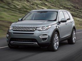 Fotos de Land Rover Discovery Sport