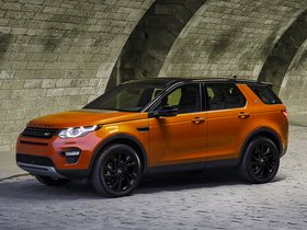 Ver foto 36 de Land Rover Discovery Sport HSE Luxury L550 2015