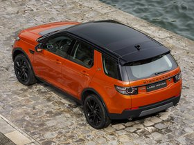 Ver foto 33 de Land Rover Discovery Sport HSE Luxury L550 2015