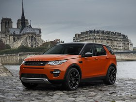 Ver foto 32 de Land Rover Discovery Sport HSE Luxury L550 2015