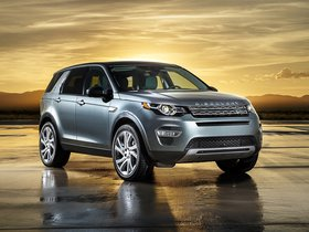 Ver foto 28 de Land Rover Discovery Sport HSE Luxury L550 2015