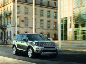 Ver foto 27 de Land Rover Discovery Sport HSE Luxury L550 2015