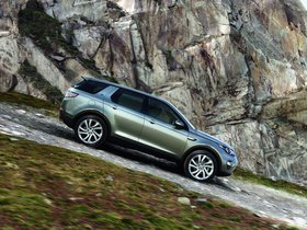 Ver foto 23 de Land Rover Discovery Sport HSE Luxury L550 2015