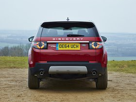 Ver foto 14 de Land Rover Discovery Sport HSE Luxury L550 UK 2015