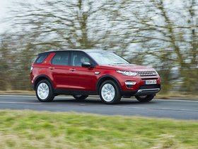 Ver foto 13 de Land Rover Discovery Sport HSE Luxury L550 UK 2015