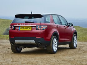 Ver foto 12 de Land Rover Discovery Sport HSE Luxury L550 UK 2015