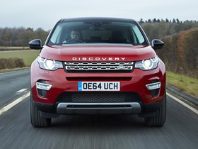 Ver foto 11 de Land Rover Discovery Sport HSE Luxury L550 UK 2015