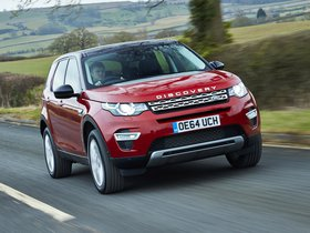 Ver foto 10 de Land Rover Discovery Sport HSE Luxury L550 UK 2015