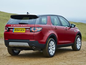 Ver foto 9 de Land Rover Discovery Sport HSE Luxury L550 UK 2015