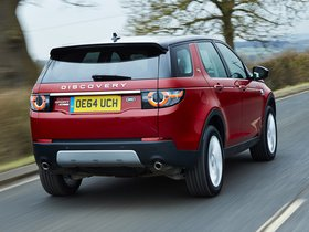 Ver foto 8 de Land Rover Discovery Sport HSE Luxury L550 UK 2015