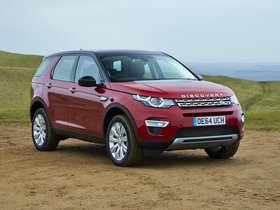 Ver foto 7 de Land Rover Discovery Sport HSE Luxury L550 UK 2015