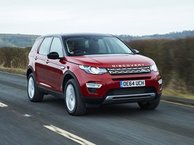 Ver foto 6 de Land Rover Discovery Sport HSE Luxury L550 UK 2015