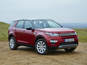 Ver foto 5 de Land Rover Discovery Sport HSE Luxury L550 UK 2015