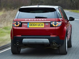 Ver foto 4 de Land Rover Discovery Sport HSE Luxury L550 UK 2015
