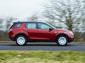 Ver foto 3 de Land Rover Discovery Sport HSE Luxury L550 UK 2015