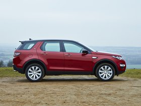 Ver foto 2 de Land Rover Discovery Sport HSE Luxury L550 UK 2015