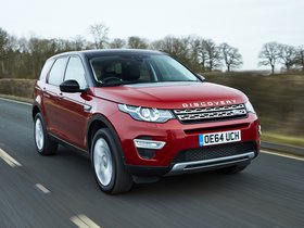 Fotos de Land Rover Discovery Sport HSE Luxury L550 UK 2015