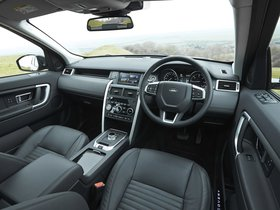 Ver foto 22 de Land Rover Discovery Sport HSE Luxury L550 UK 2015