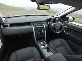 Ver foto 21 de Land Rover Discovery Sport HSE Luxury L550 UK 2015