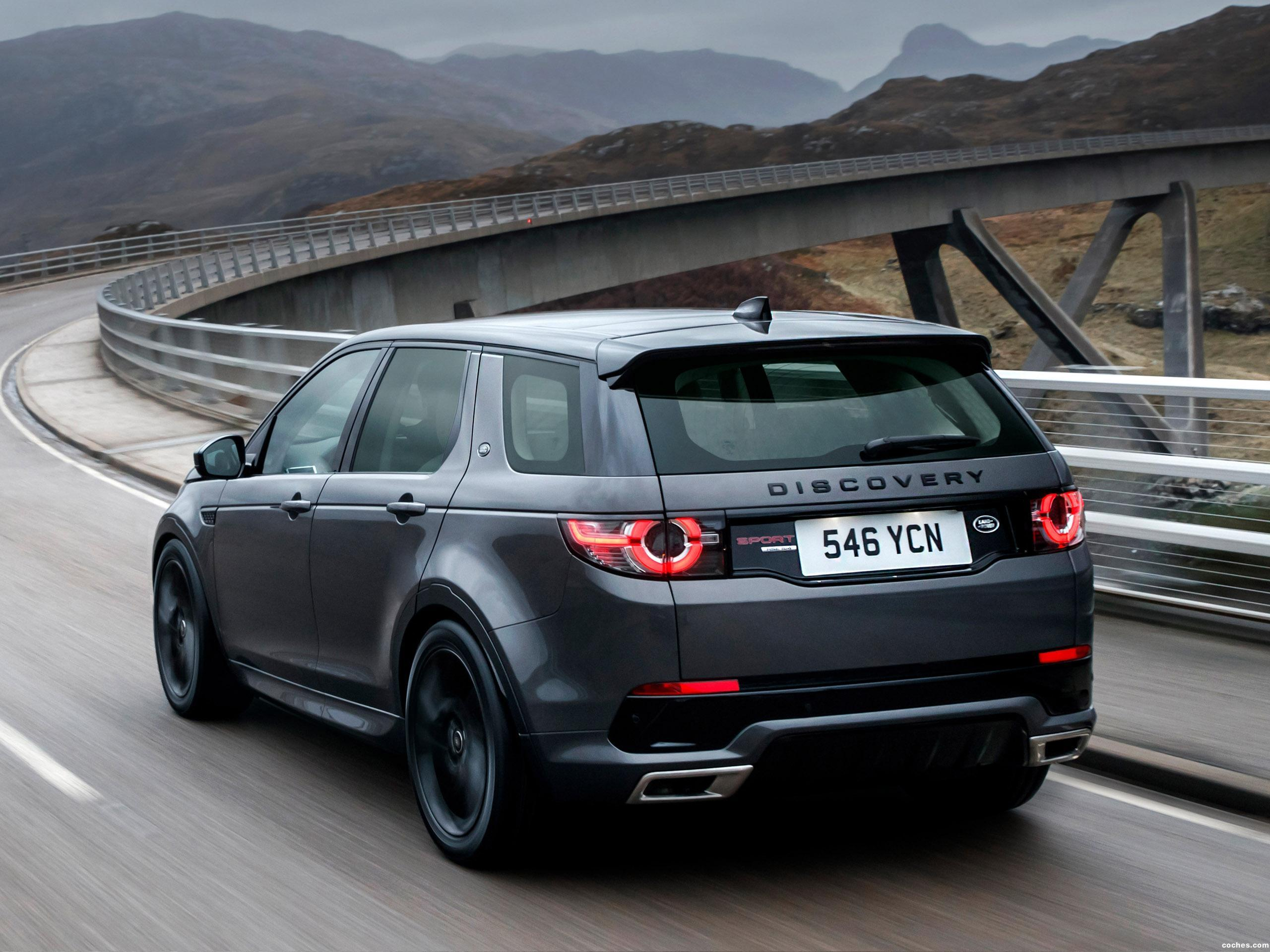 Land Rover Discovery Sport >> Fotos de Land Rover Discovery Sport HSE Si4 Dynamic Lux ...