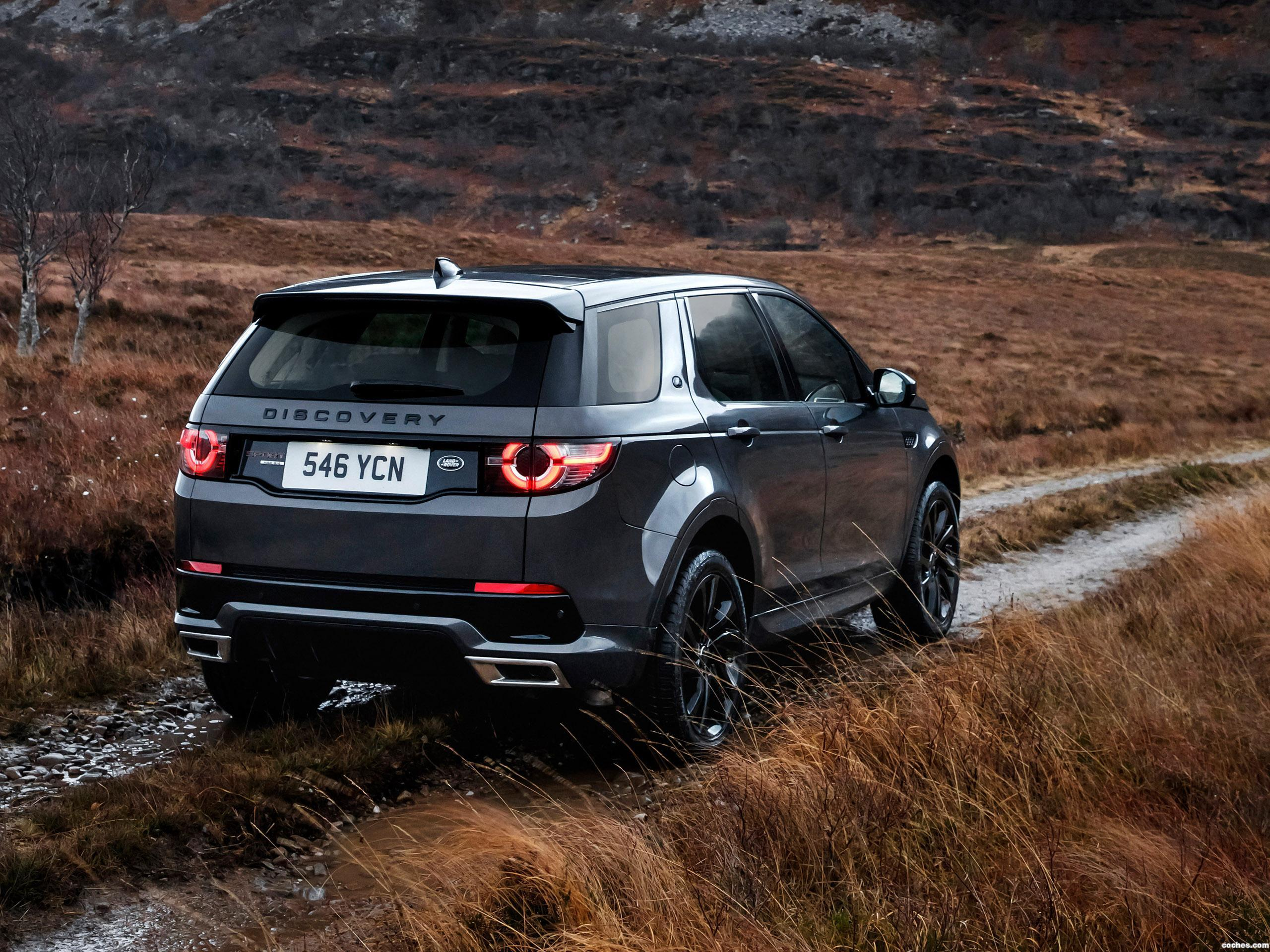 Foto 4 de Land Rover Discovery Sport HSE Si4 Dynamic Lux L550 2017