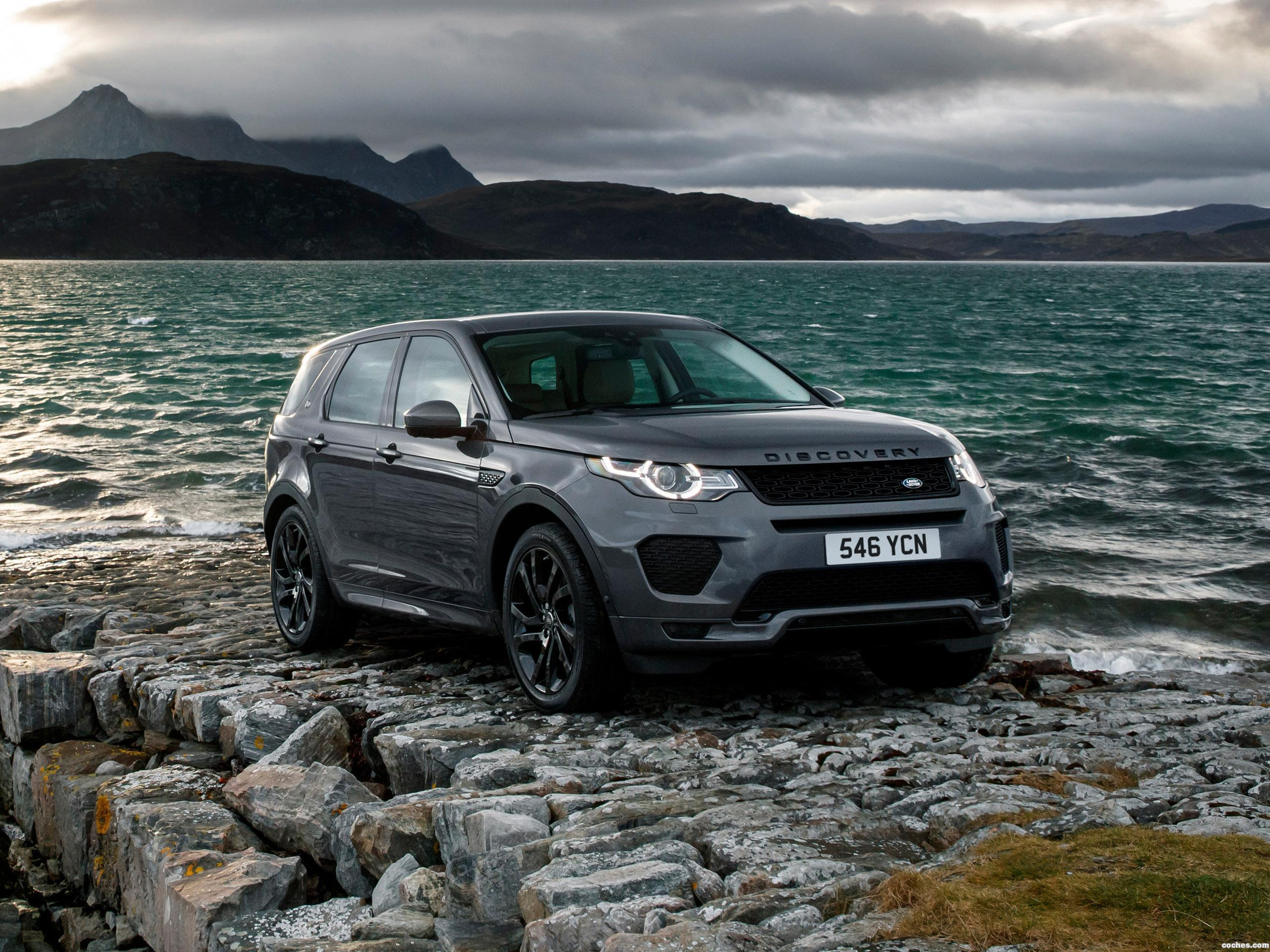 Foto 2 de Land Rover Discovery Sport HSE Si4 Dynamic Lux L550 2017
