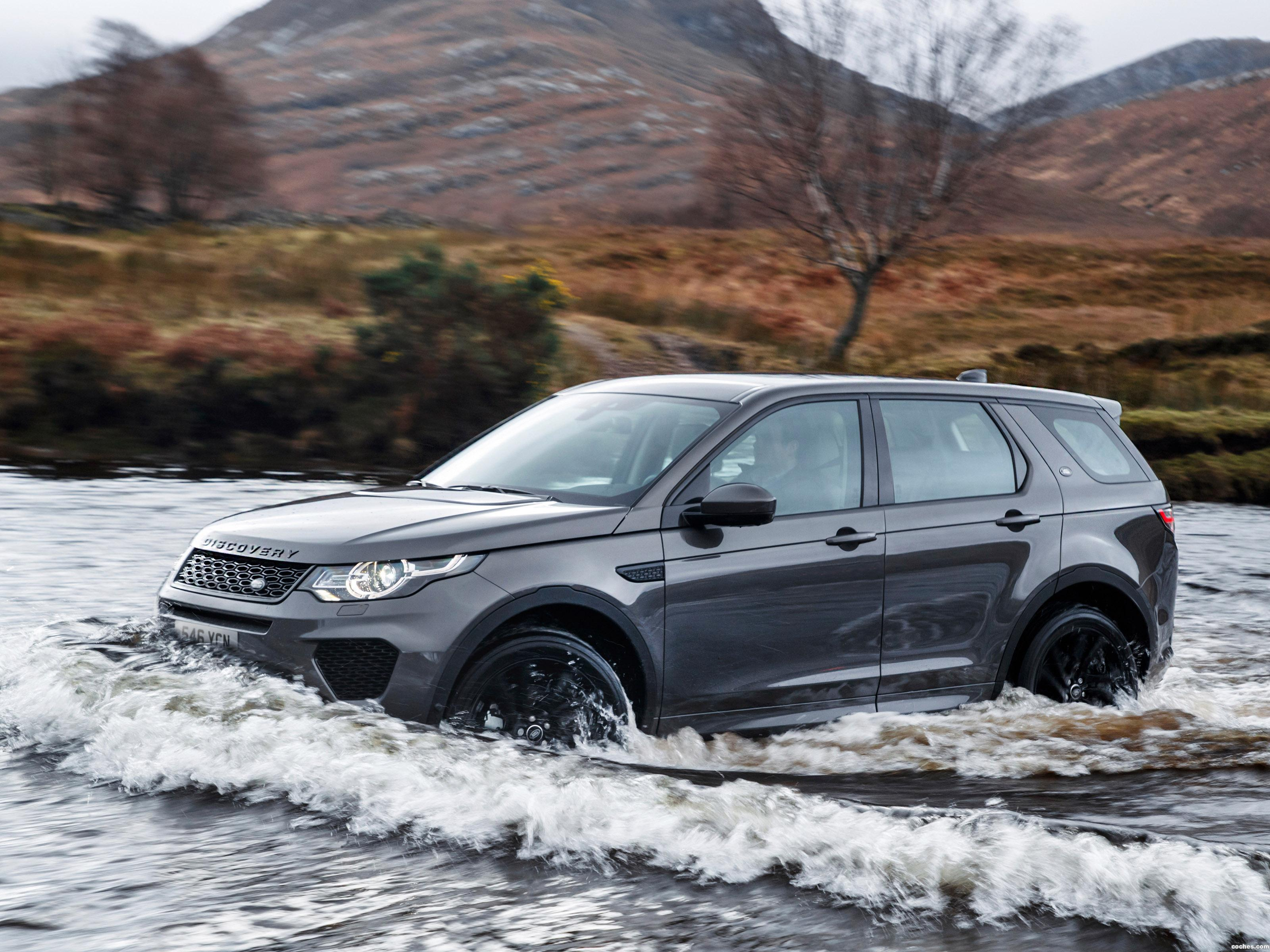 Foto 0 de Land Rover Discovery Sport HSE Si4 Dynamic Lux L550 2017