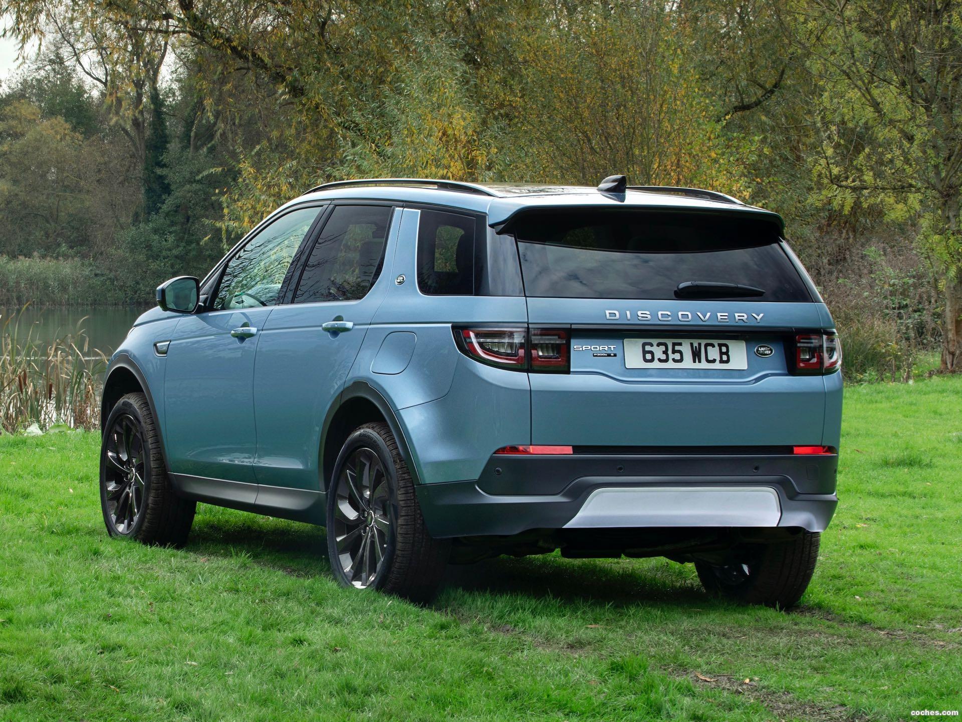 Foto 0 de Land Rover Discovery Sport P300e S 2020