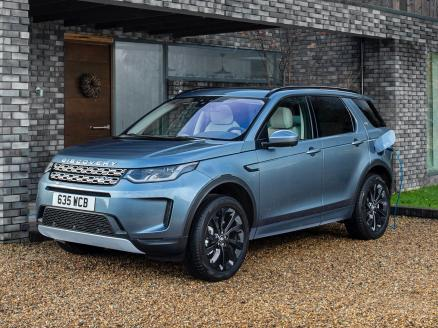 Land Rover Discovery Sport 1.5 I3 Phev Standard Awd Auto