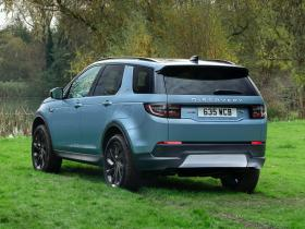 Ver foto 1 de Land Rover Discovery Sport P300e S 2020