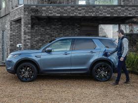 Ver foto 4 de Land Rover Discovery Sport P300e S 2020
