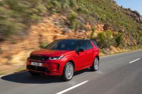 Ver foto 10 de Land Rover Discovery Sport D180 HSE R-Dynamic (L550) 2019
