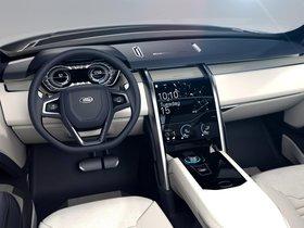 Ver foto 16 de Land Rover Discovery Vision Concept 2014