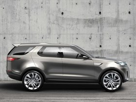 Ver foto 7 de Land Rover Discovery Vision Concept 2014