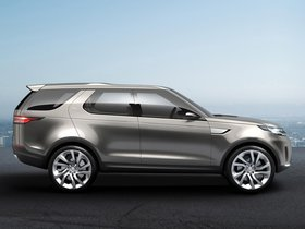 Ver foto 6 de Land Rover Discovery Vision Concept 2014