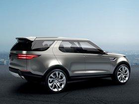 Ver foto 5 de Land Rover Discovery Vision Concept 2014