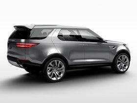 Ver foto 4 de Land Rover Discovery Vision Concept 2014