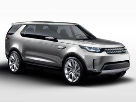 Ver foto 1 de Land Rover Discovery Vision Concept 2014