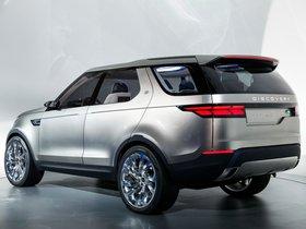 Ver foto 12 de Land Rover Discovery Vision Concept 2014