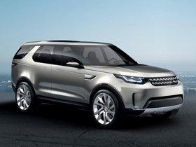 Ver foto 10 de Land Rover Discovery Vision Concept 2014