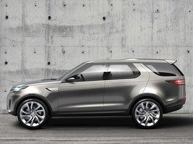 Ver foto 8 de Land Rover Discovery Vision Concept 2014