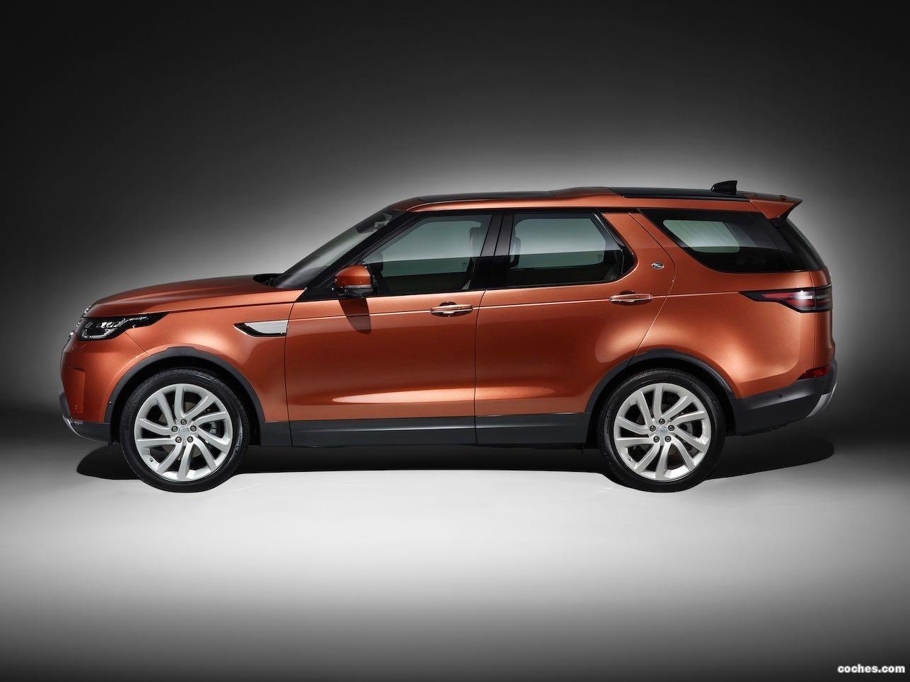 Foto 0 de Land Rover Discovery 2017